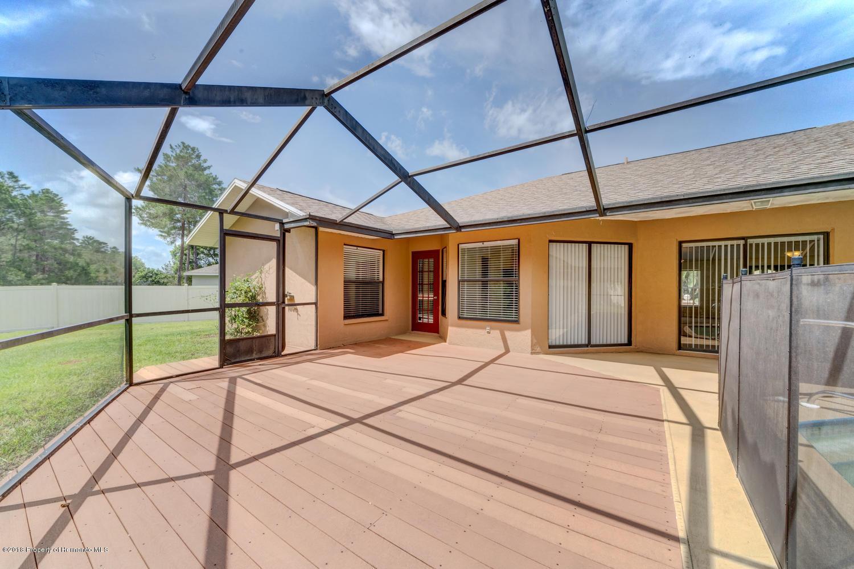 Poolside Patio/Deck