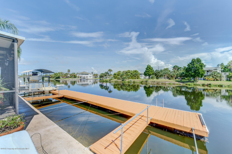 Large Floating Dock