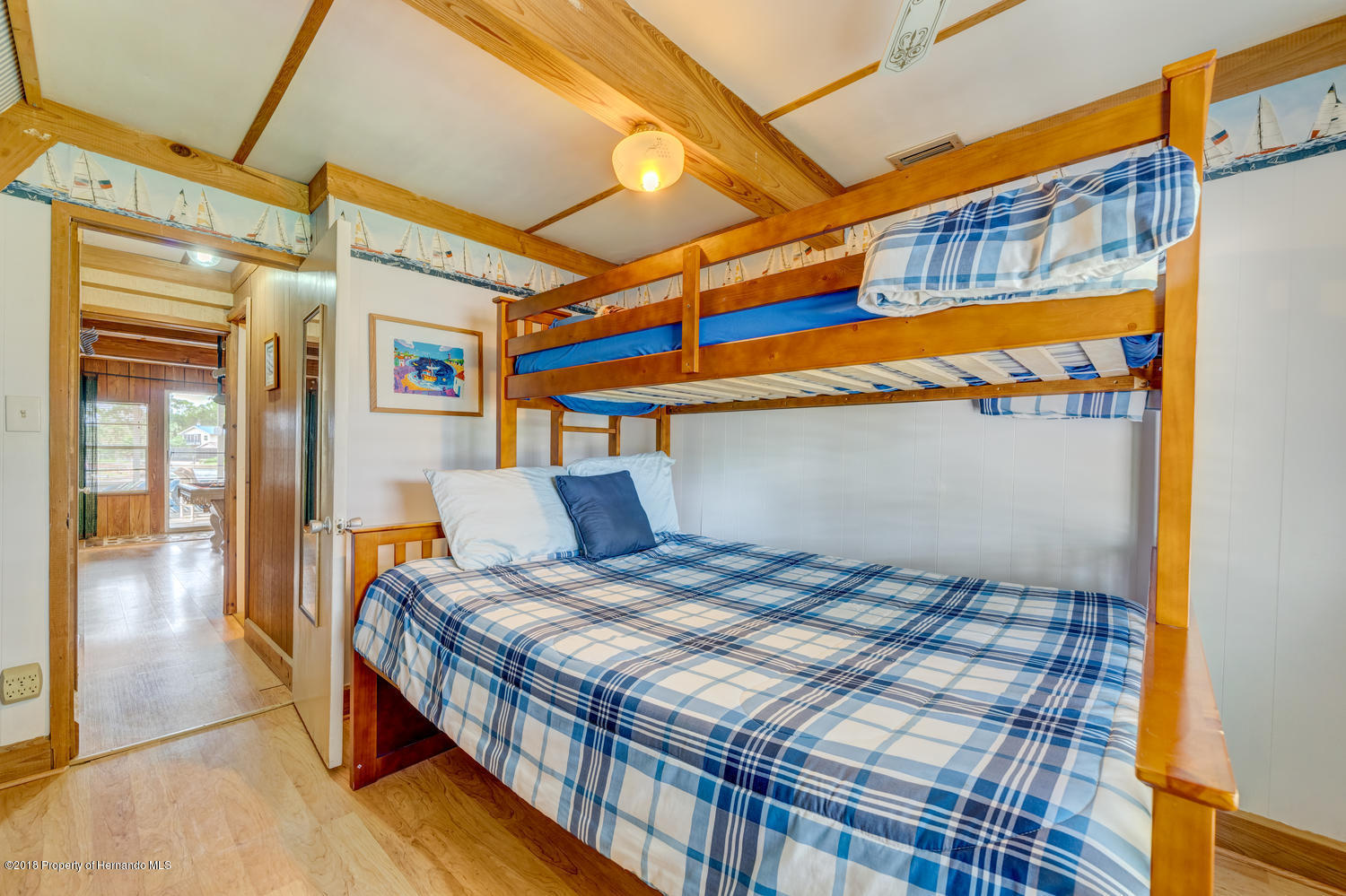 Bunks in Guest BR