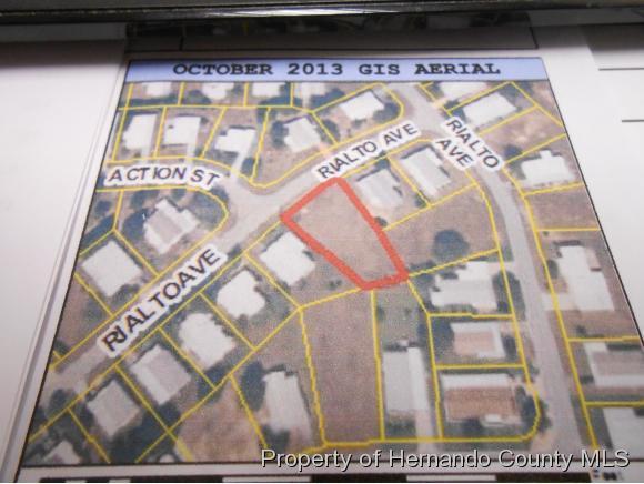 15128 Rialto Avenue, Brooksville, Florida 34613, ,Vacant land,For Sale,Rialto,2197398