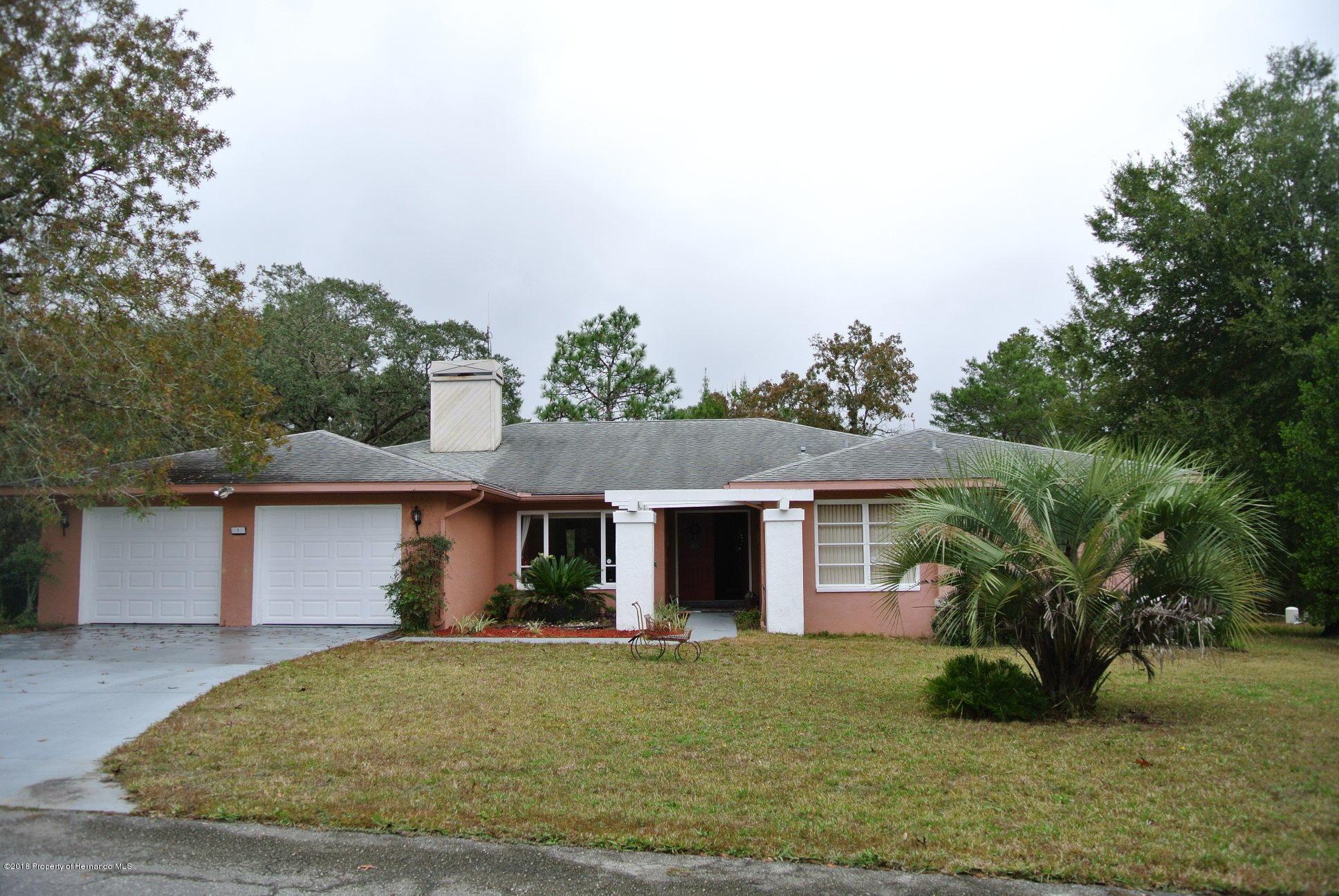 7 Pteris Court, Homosassa, Florida 34446, 4 Bedrooms Bedrooms, ,2 BathroomsBathrooms,Rental,For Sale,Pteris,2197402