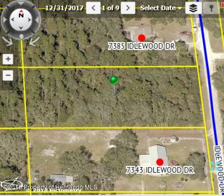 0 Idlewood, Webster, Florida 33597, ,Vacant land,For Sale,Idlewood,2197441