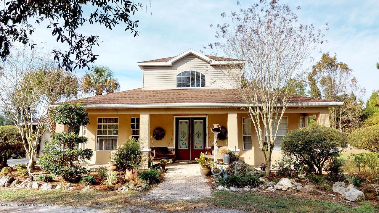 18027 Parrot Road, Weeki Wachee, Florida 34614, 4 Bedrooms Bedrooms, ,2 BathroomsBathrooms,Residential,For Sale,Parrot,2197336