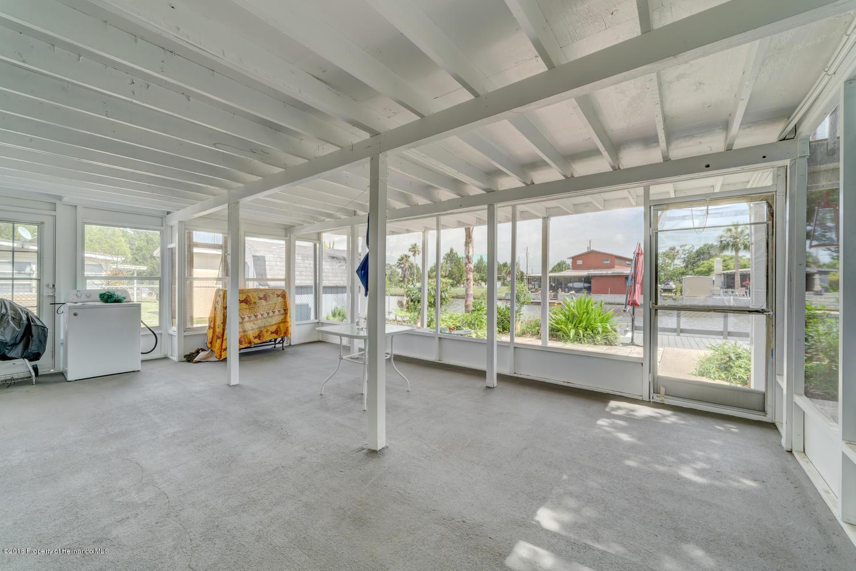 Downstairs Enclosure