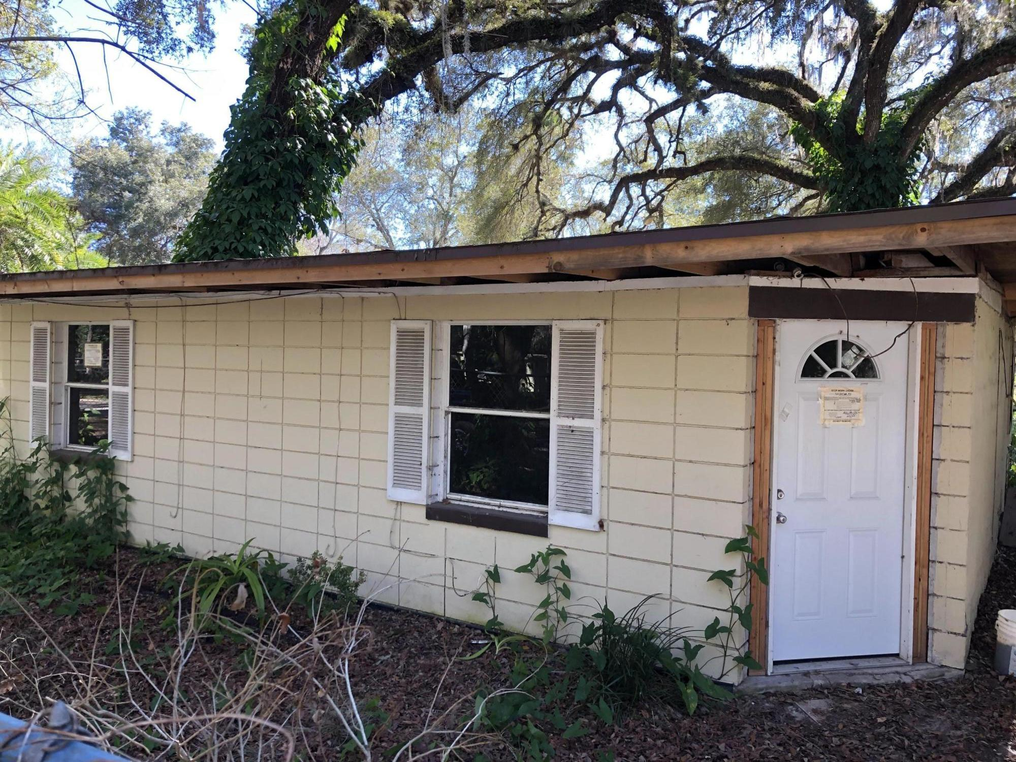 19200 Fort Dade Avenue, Brooksville, Florida 34601, 2 Bedrooms Bedrooms, ,1 BathroomBathrooms,Residential,For Sale,Fort Dade,2197994