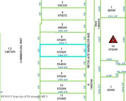 0 Necklace Warbler Avenue, Weeki Wachee, Florida 34614, ,Vacant land,For Sale,Necklace Warbler,2198806