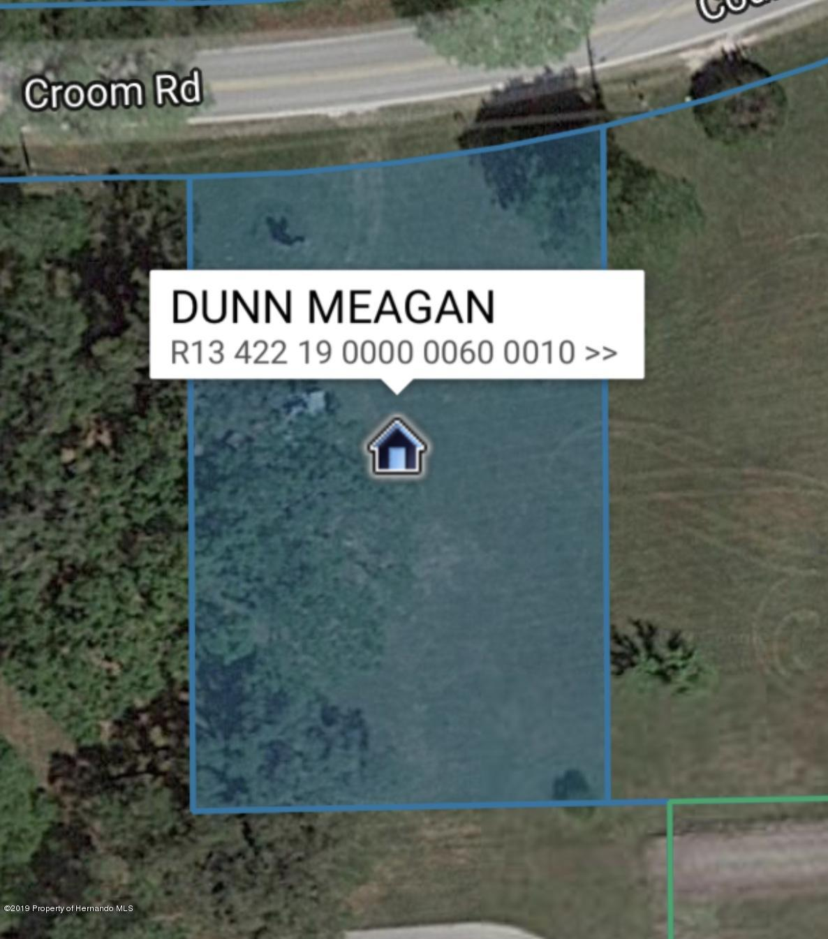 0 Croom Rd, Brooksville, Florida 34601, ,Vacant land,For Sale,Croom Rd,2199034