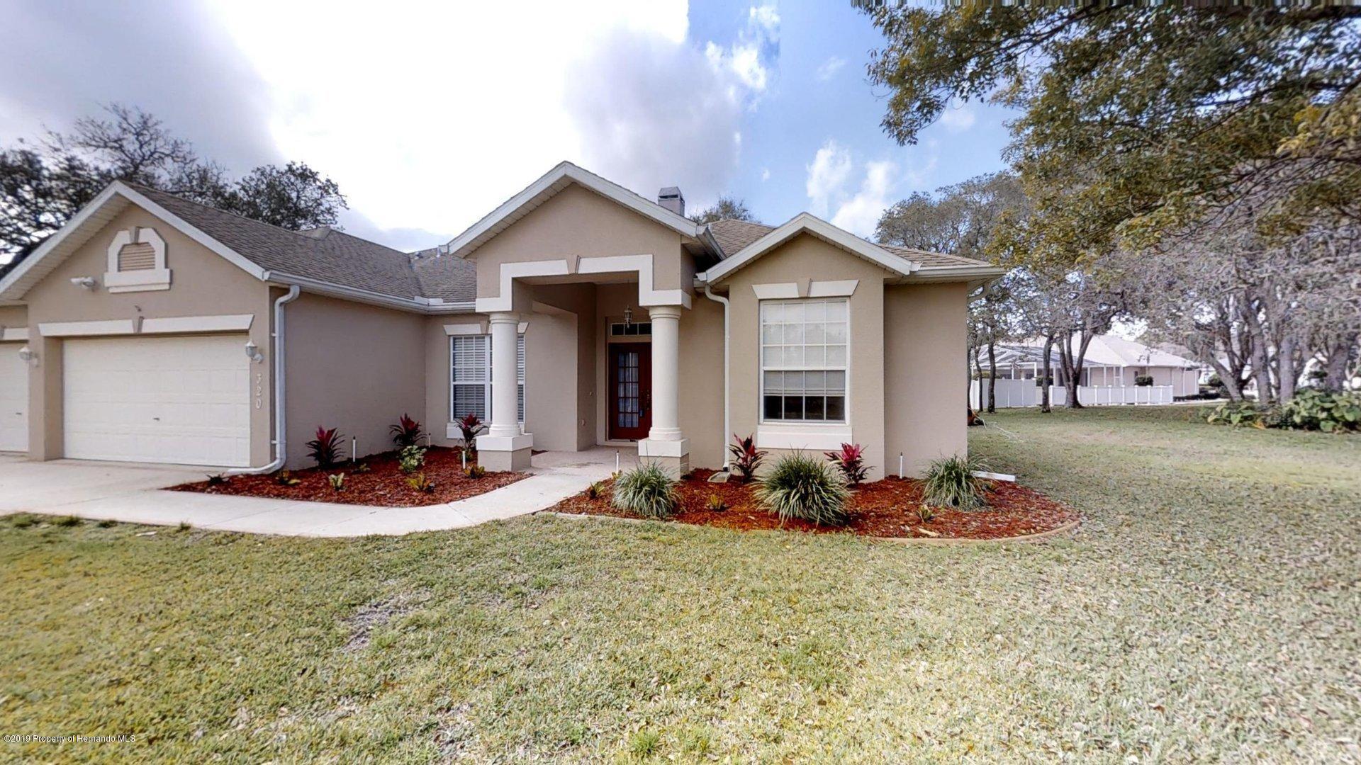 320 Cressida Circle, Spring Hill, Florida 34609, 3 Bedrooms Bedrooms, ,2 BathroomsBathrooms,Residential,For Sale,Cressida,2199043