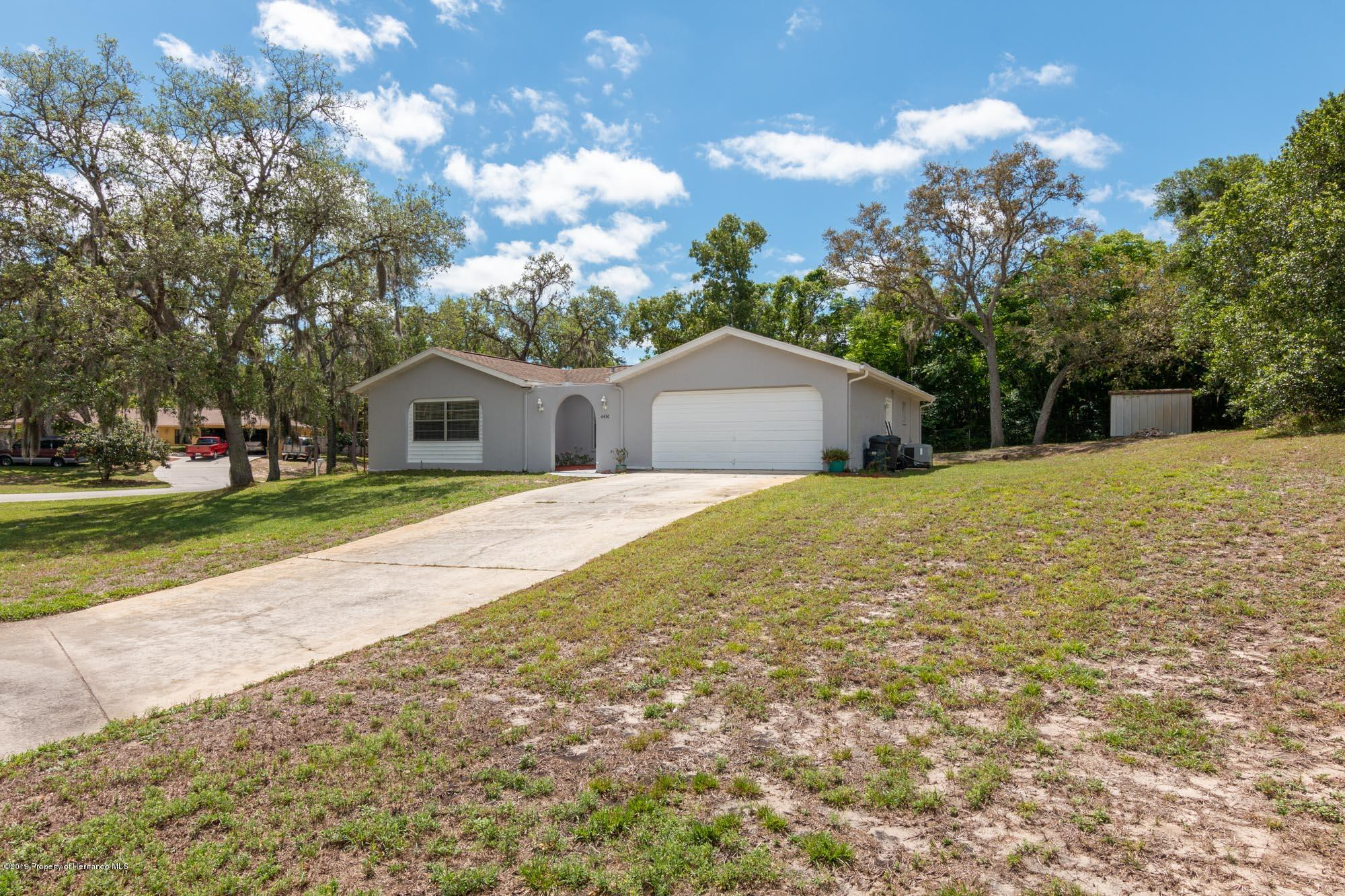 6436 Clearwater Drive, Spring Hill, Florida 34606, 3 Bedrooms Bedrooms, ,2 BathroomsBathrooms,Residential,For Sale,Clearwater,2200558