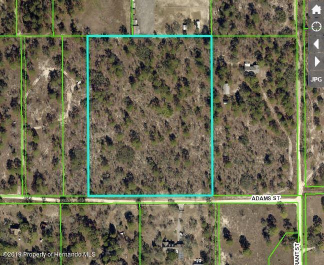 0 Adams Street, Brooksville, Florida 34613, ,Vacant land,For Sale,Adams,2200542