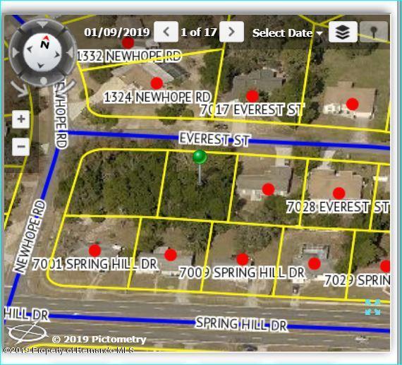 7012 EVEREST Street, Brooksville, Florida 34606, ,Vacant land,For Sale,EVEREST,2200552