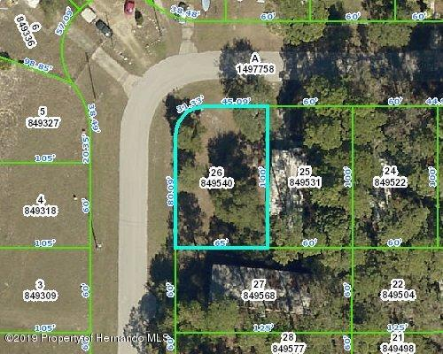 0 Gettysburg Drive, Spring Hill, Florida 34607, ,Vacant land,For Sale,Gettysburg,2200561