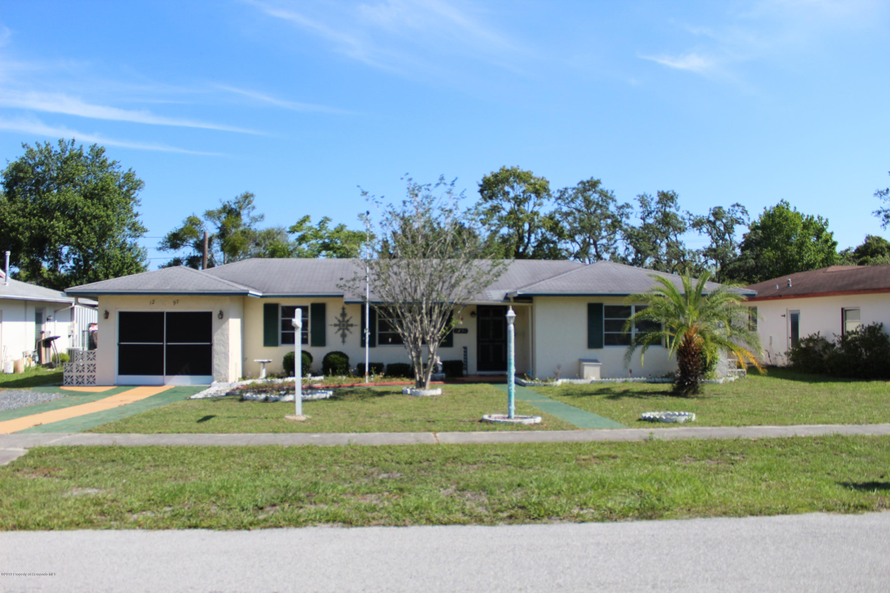 1297 Lodge Circle, Spring Hill, Florida 34606, 2 Bedrooms Bedrooms, ,1 BathroomBathrooms,Residential,For Sale,Lodge,2201266