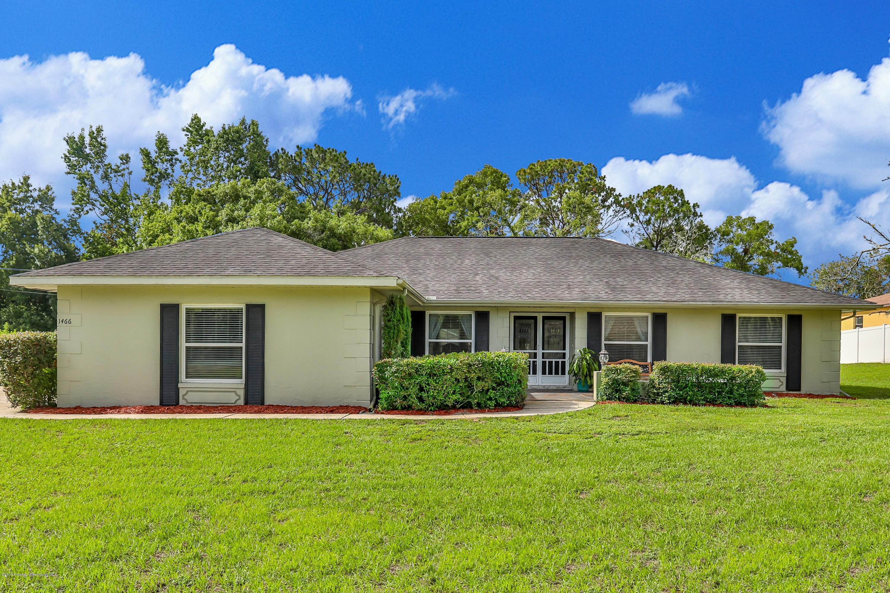 1466 Fayetteville Drive, Spring Hill, Florida 34609, 3 Bedrooms Bedrooms, ,2 BathroomsBathrooms,Residential,For Sale,Fayetteville,2201881
