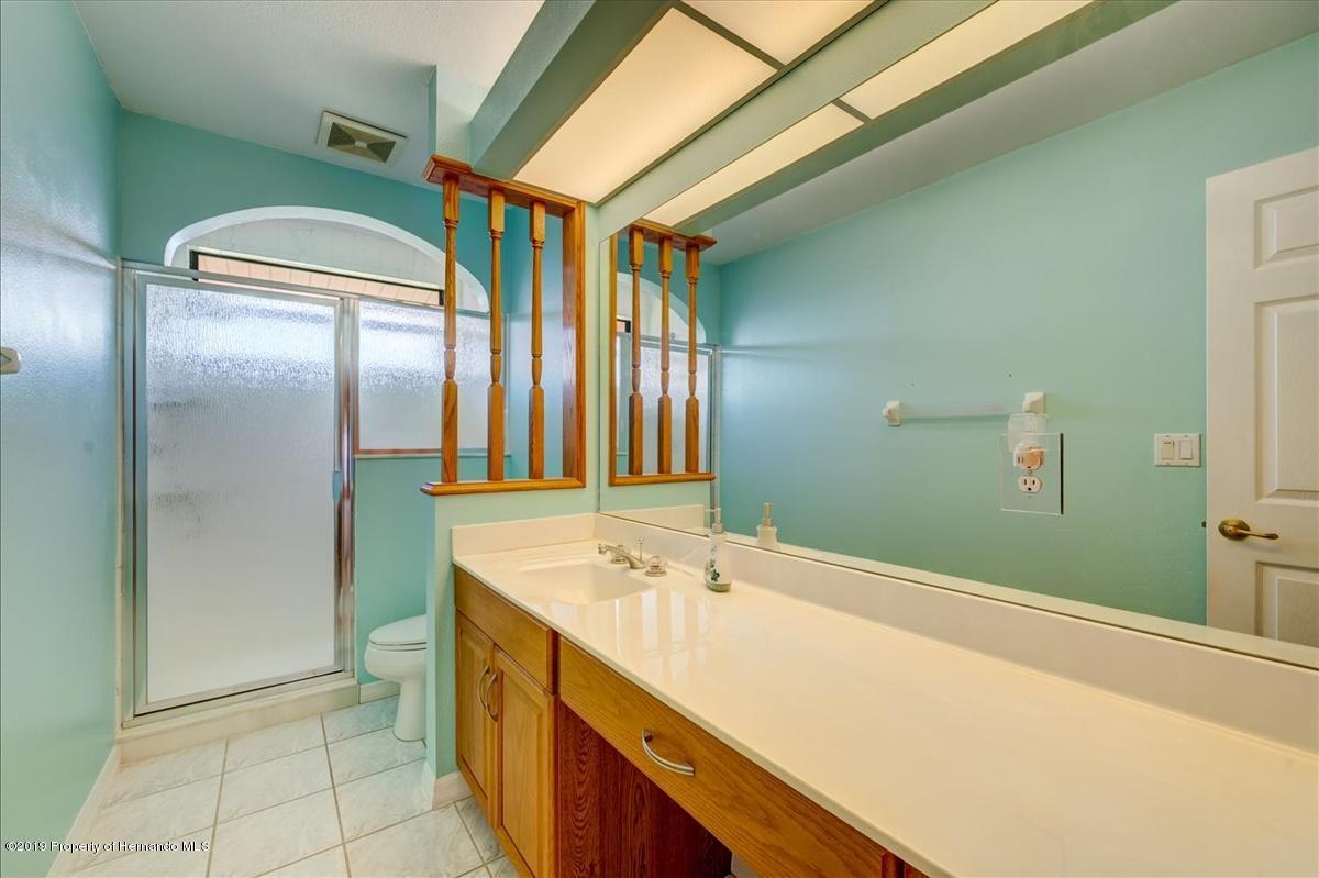 3rd Level Full Bath