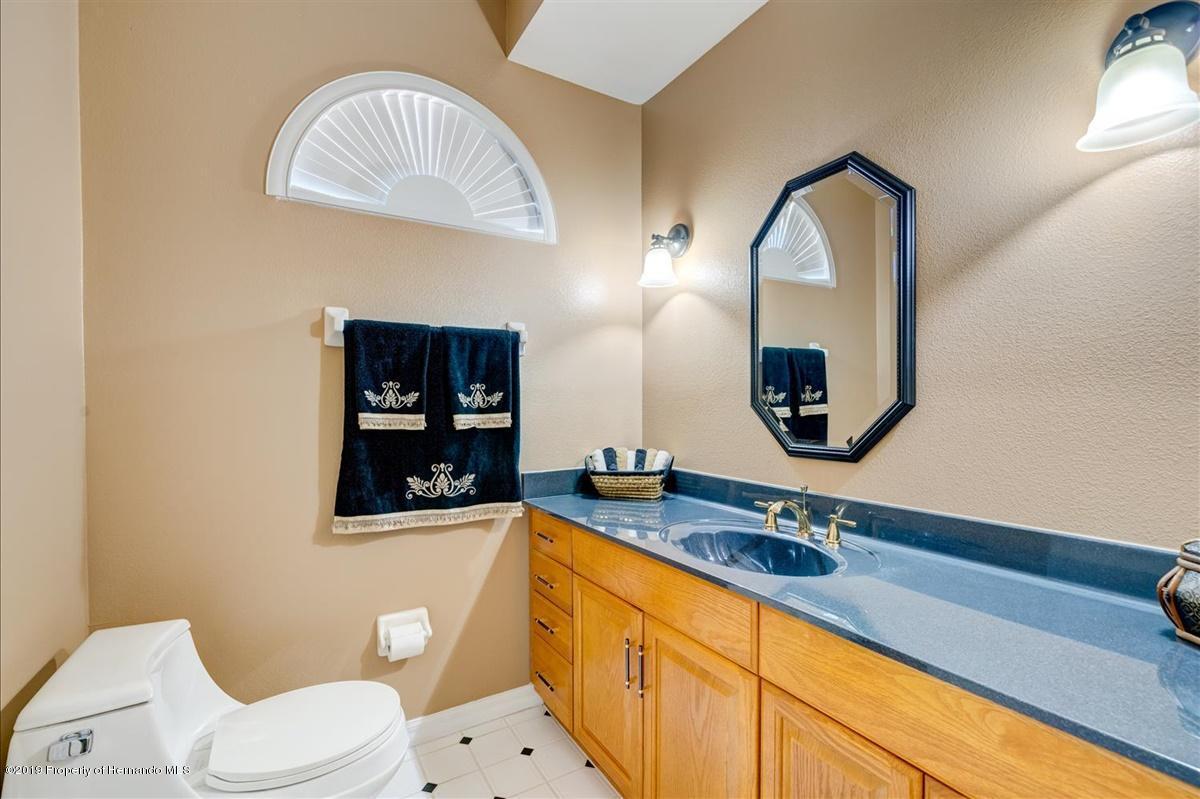 1/2 Bath - Main Level