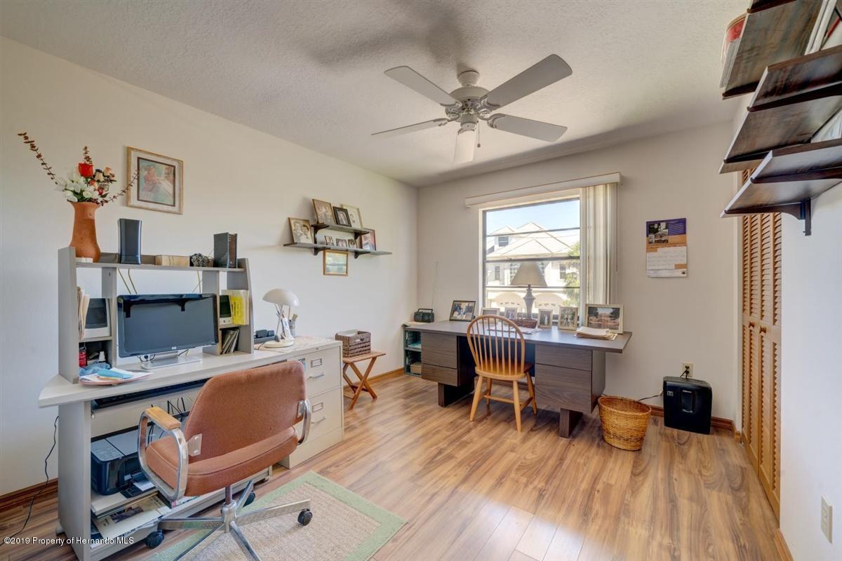 Bedroom 3 as Office