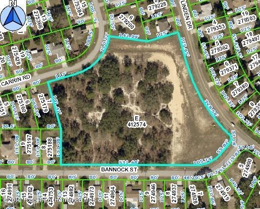 0 Bannock Street, Spring Hill, Florida 34608, ,Vacant land,For Sale,Bannock,2205198