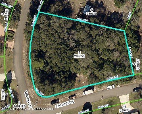 00 Finland Drive, Spring Hill, Florida 34609, ,Vacant land,For Sale,Finland,2205458