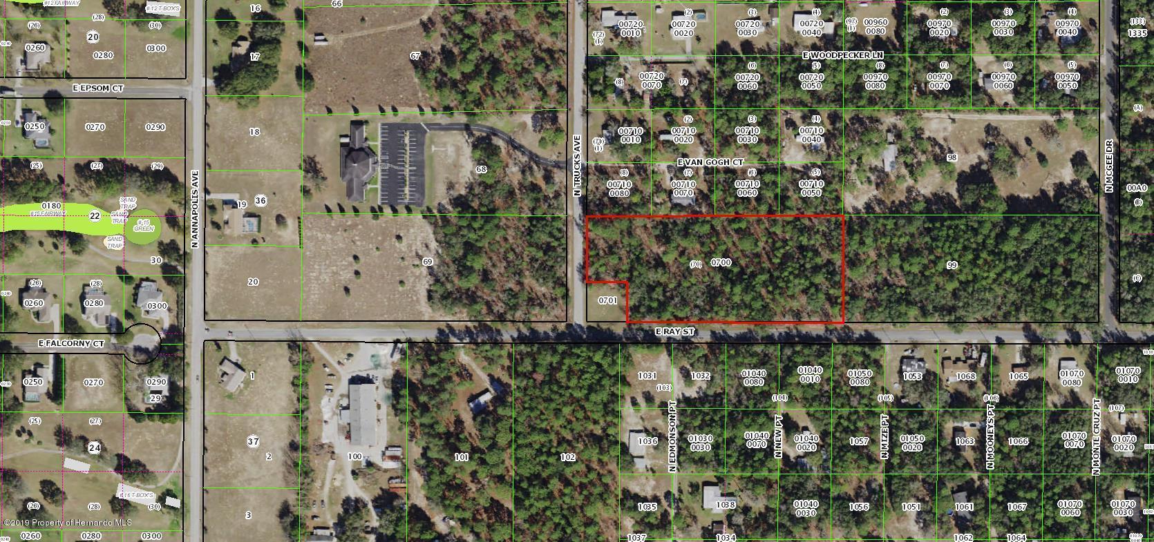 1853 Trucks Avenue, Hernando, Florida 34442, ,Vacant land,For Sale,Trucks,2206028