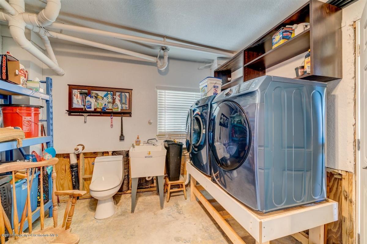 W/D-1/2 Bath-Storage