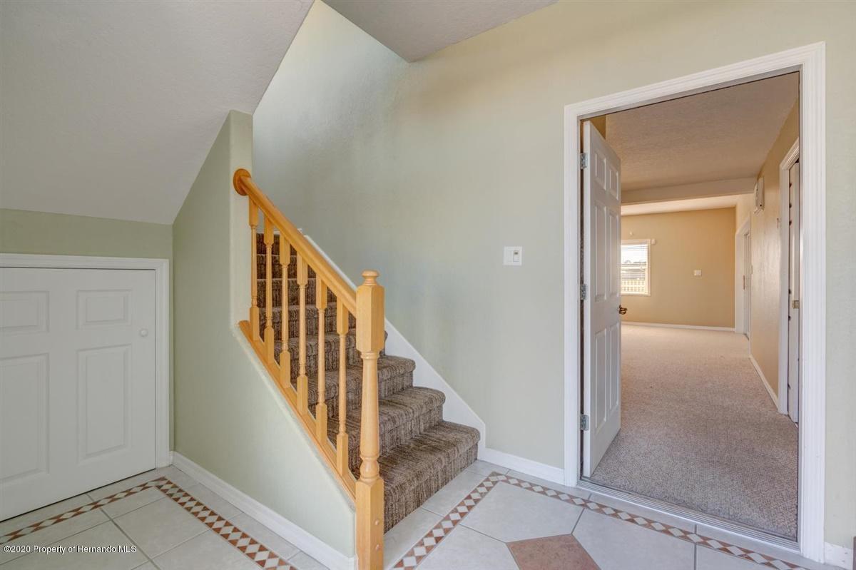 Foyer to Bonus Room