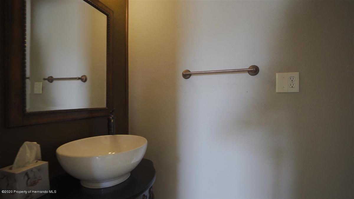 Lower Half Bath