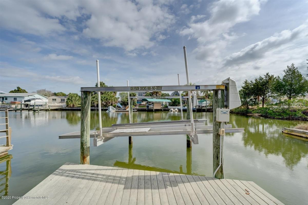 4400# Boat Lift