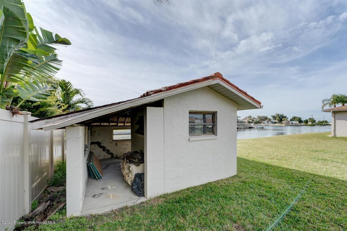 Shed/Boathouse