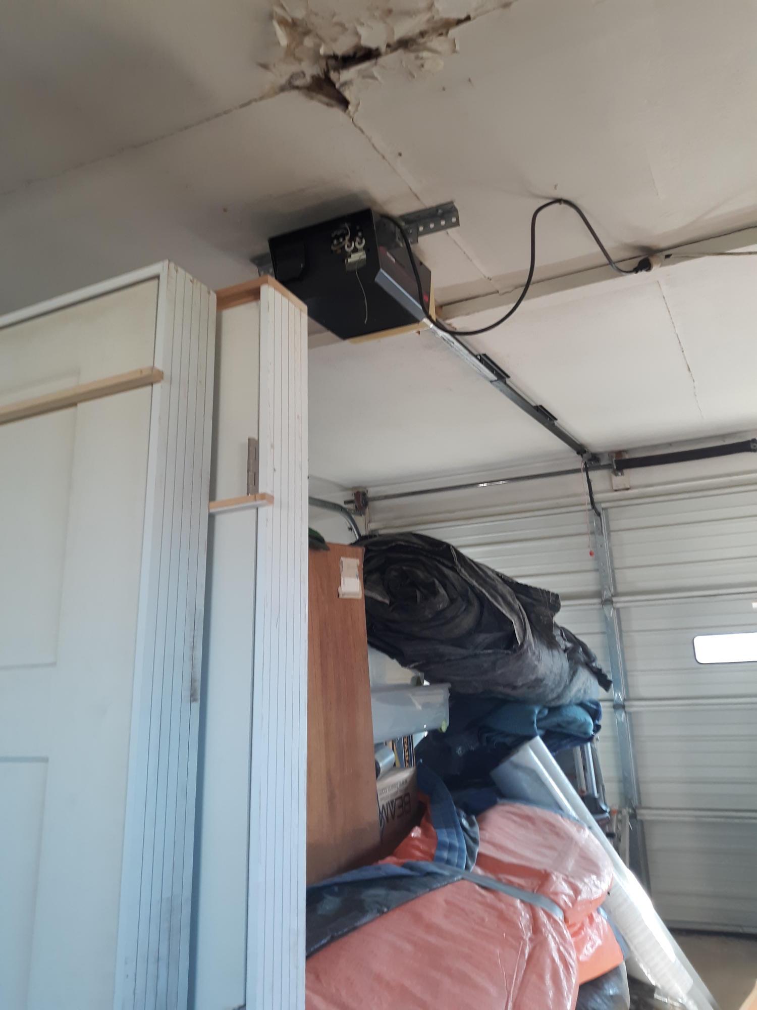 garage-auto door opener
