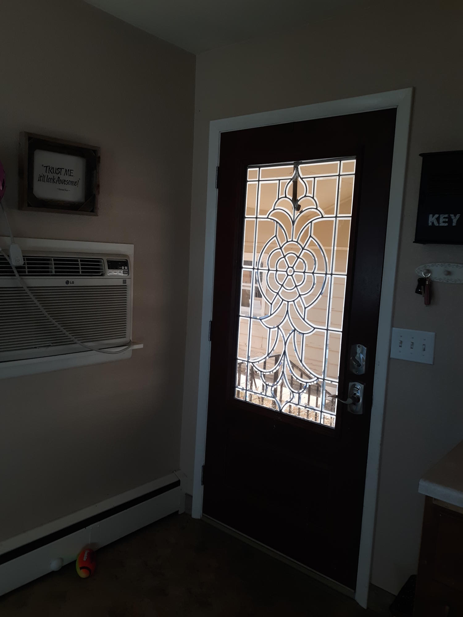 side door