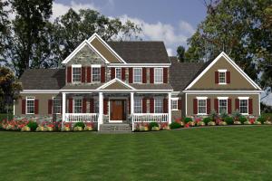 Casa Unifamiliar por un Venta en 521 CHELTENHAM COURT Lititz, Pennsylvania 17543 Estados Unidos