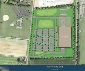 Land for Sale at 601 STONY BATTERY ROAD Landisville, Pennsylvania 17538 United States