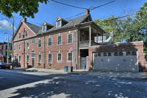 Townhouse for Sale at 245 KING STREET Lancaster, Pennsylvania 17602 United States