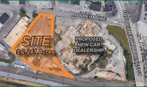 Land for Sale at 1046 MANHEIM PIKE Lancaster, Pennsylvania 17601 United States
