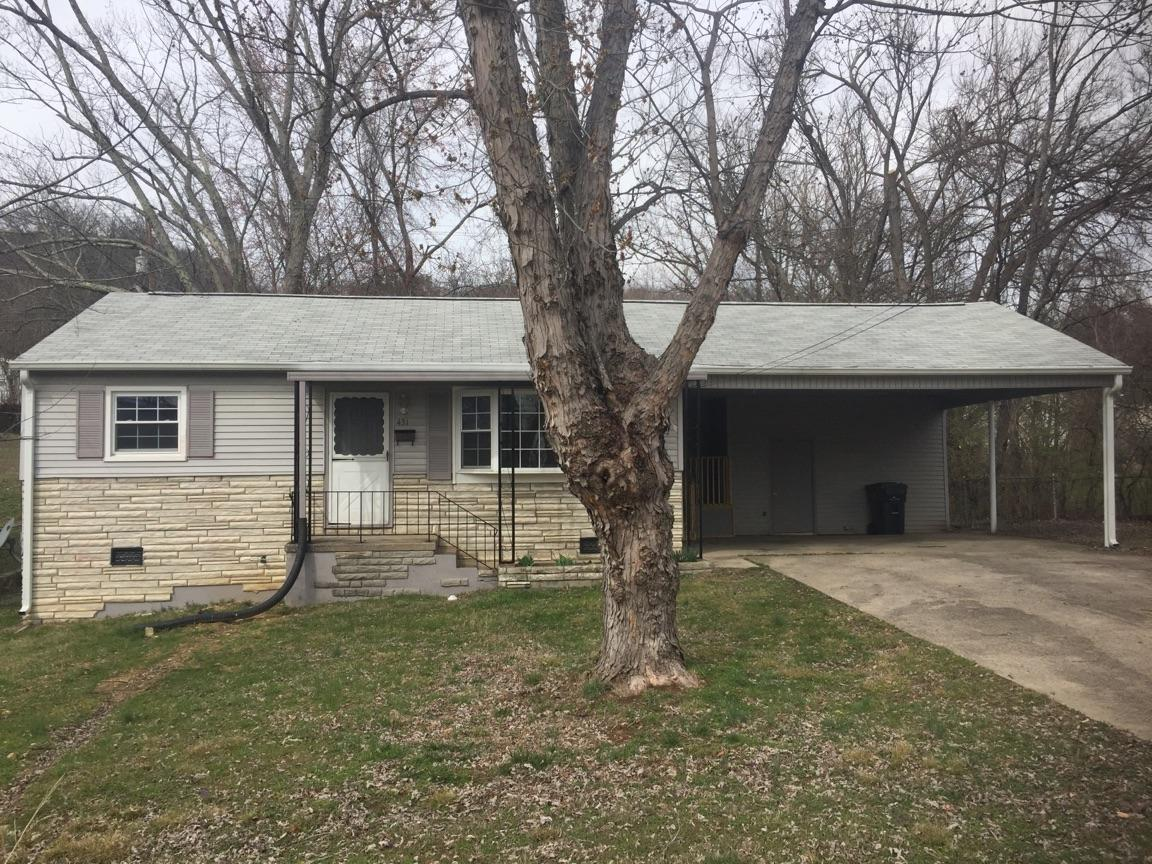 431 Cedar, Knoxville, Tennessee, United States 37917, 2 Bedrooms Bedrooms, ,1 BathroomBathrooms,Single Family,For Sale,Cedar,988384