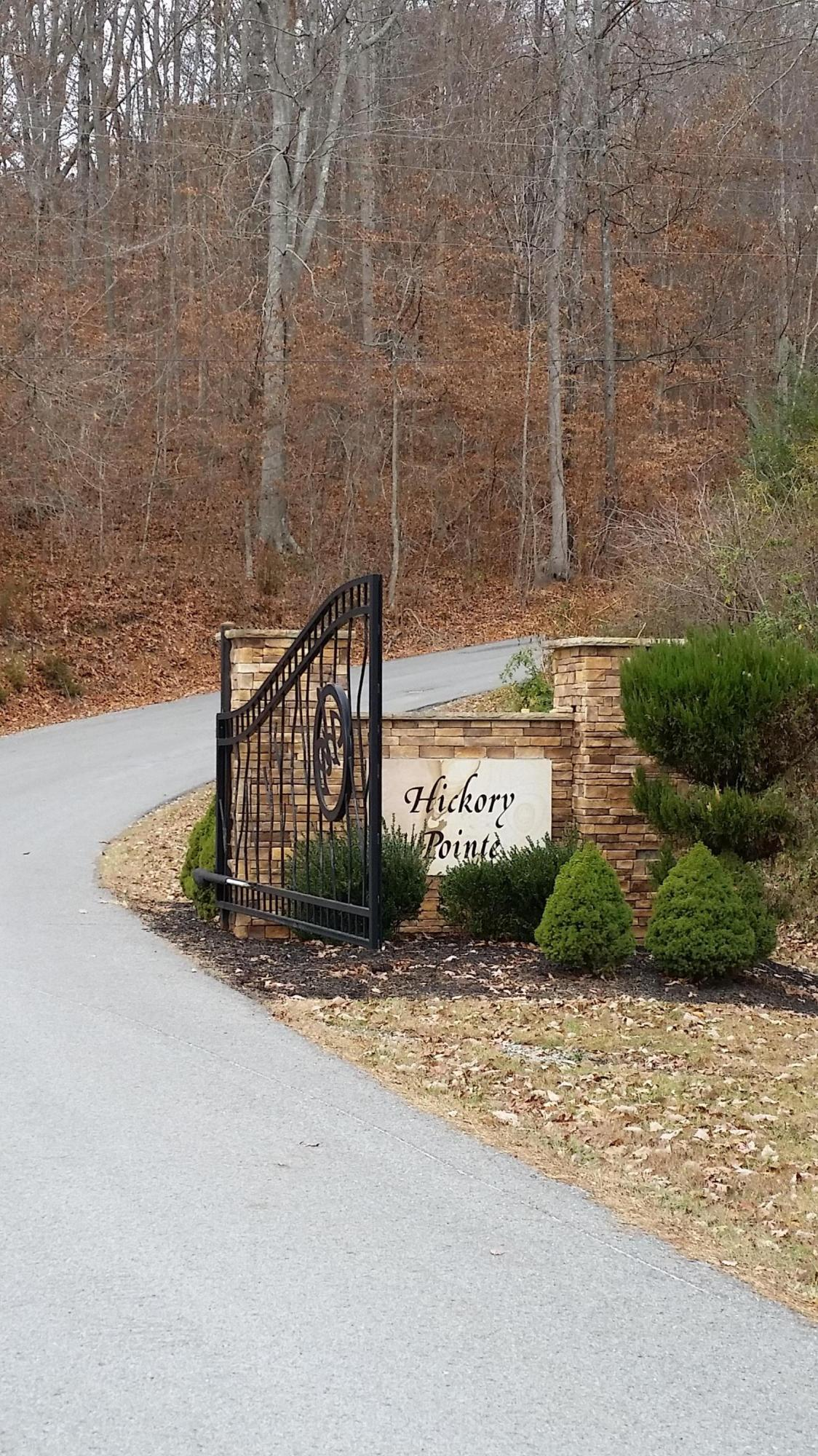 Lot 35 Hickory Pointe: