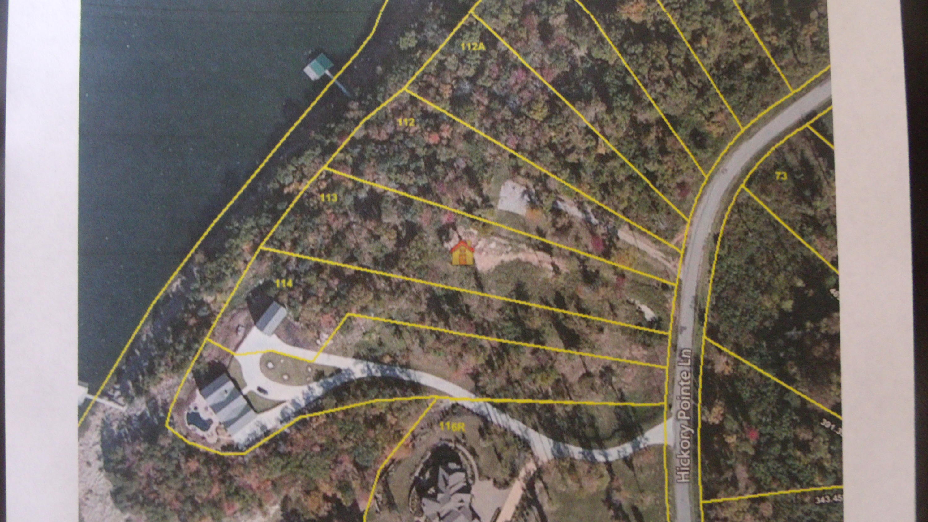 Lot 113 Hickory Pointe Lane: