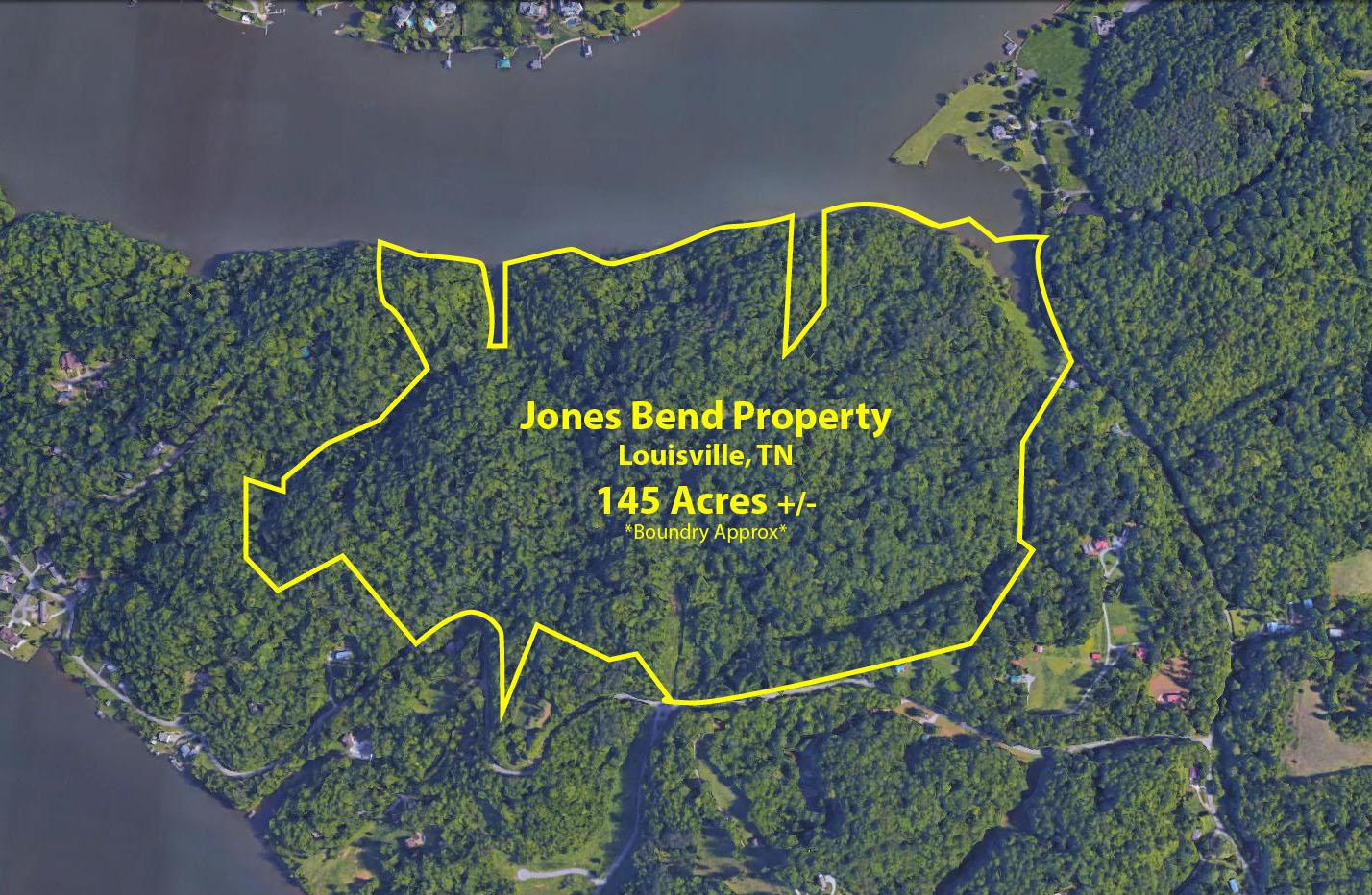 Jones Bend Rd: