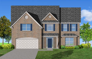 Property for sale at 1843 Misty Cloud Lane, Knoxville,  TN 37932