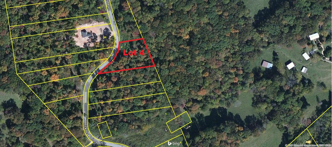 Lot 4 Hickory Pointe, Maynardville, Tennessee 37807, ,Lots & Acreage,For Sale,Hickory Pointe,1007726