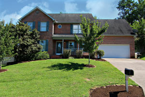 10008 DELLE MEADE DRIVE, KNOXVILLE, TN 37931  Photo 1