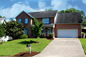 10008 DELLE MEADE DRIVE, KNOXVILLE, TN 37931  Photo 2