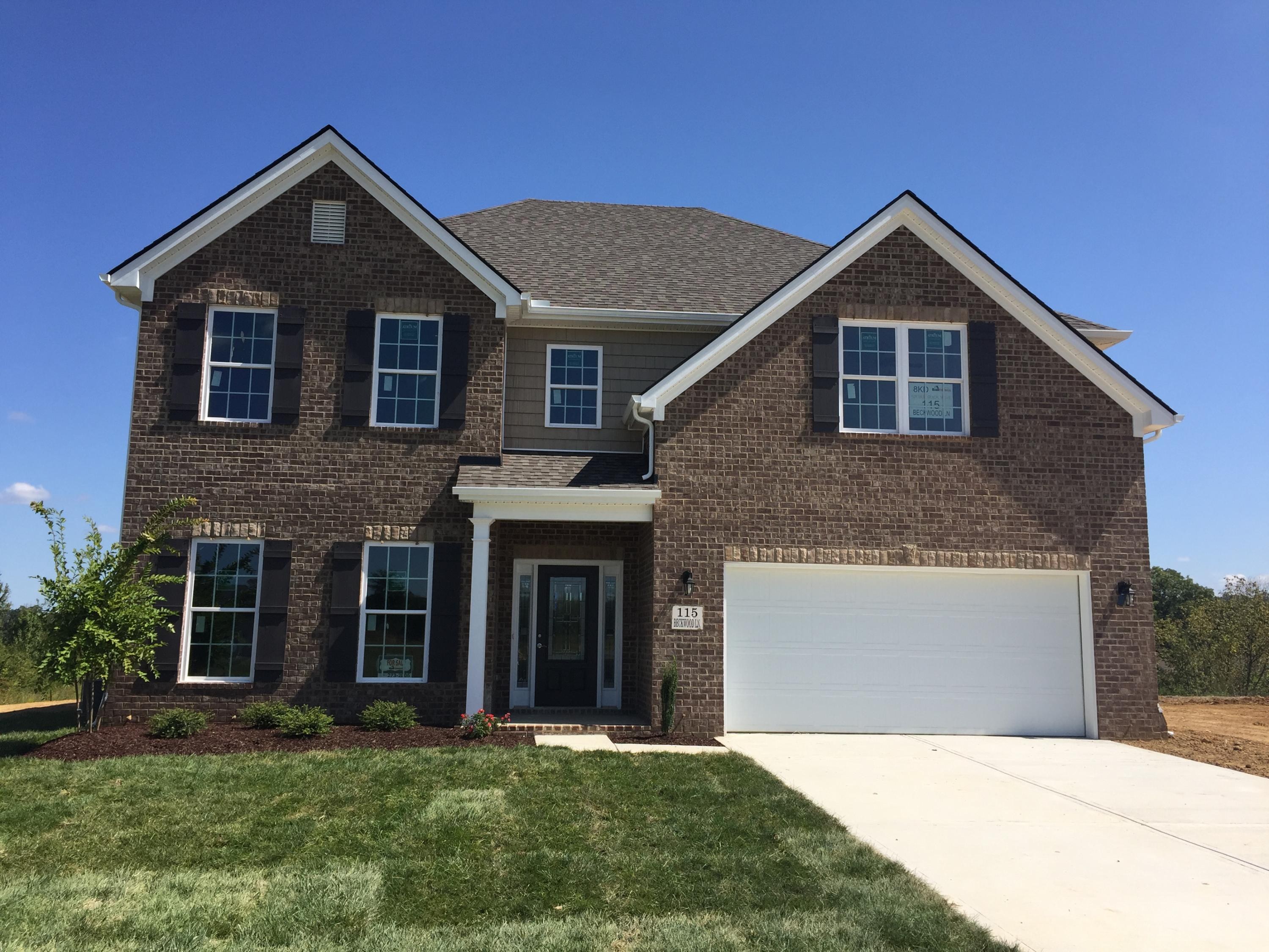 115 BECKWOOD LANE, MARYVILLE, TN 37801