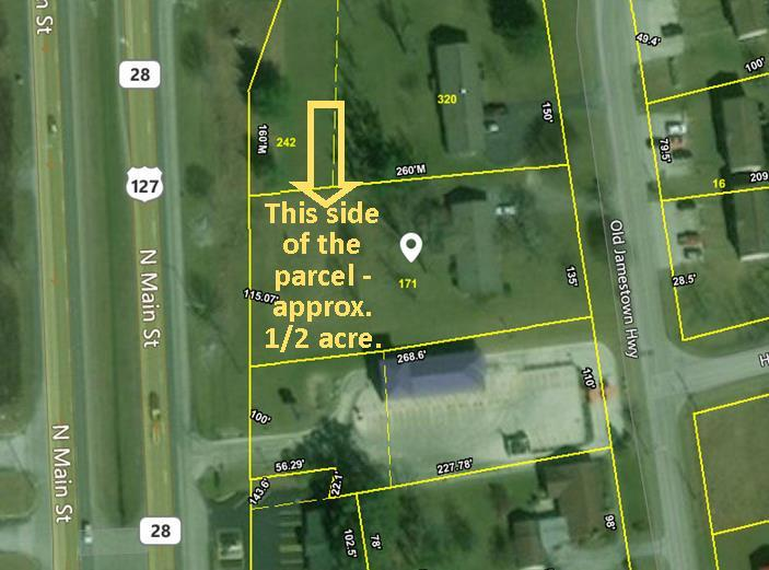 Main Street, Crossville, Tennessee 38555, ,Commercial,For Sale,Main Street,1024538