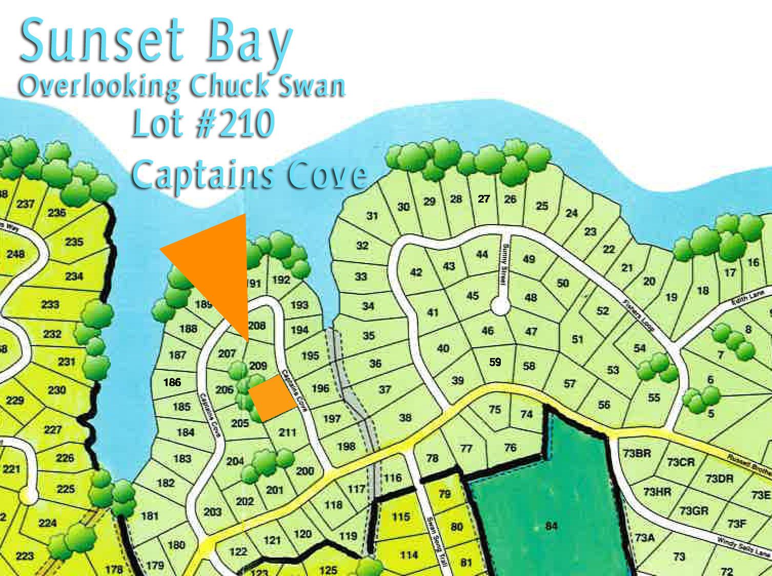 Lot 210 Captains Cove:
