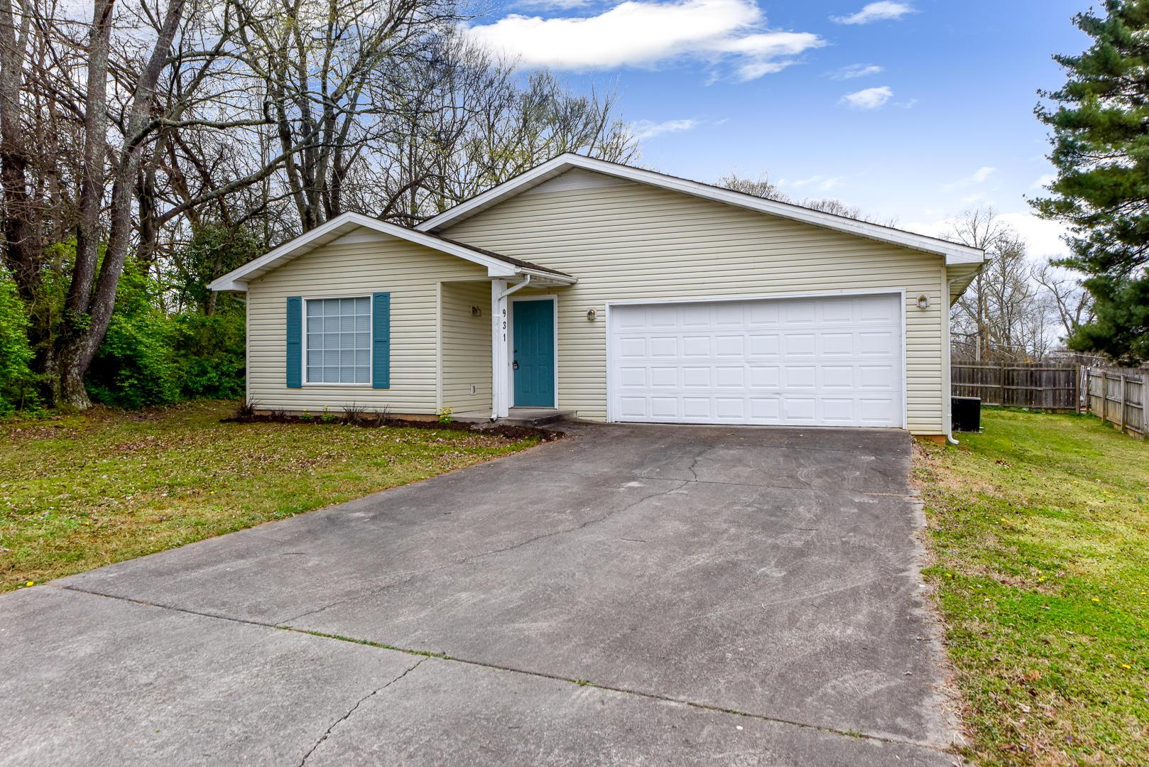 931 Windlau, Maryville, Tennessee, United States 37804, 3 Bedrooms Bedrooms, ,2 BathroomsBathrooms,Single Family,For Sale,Windlau,1036864