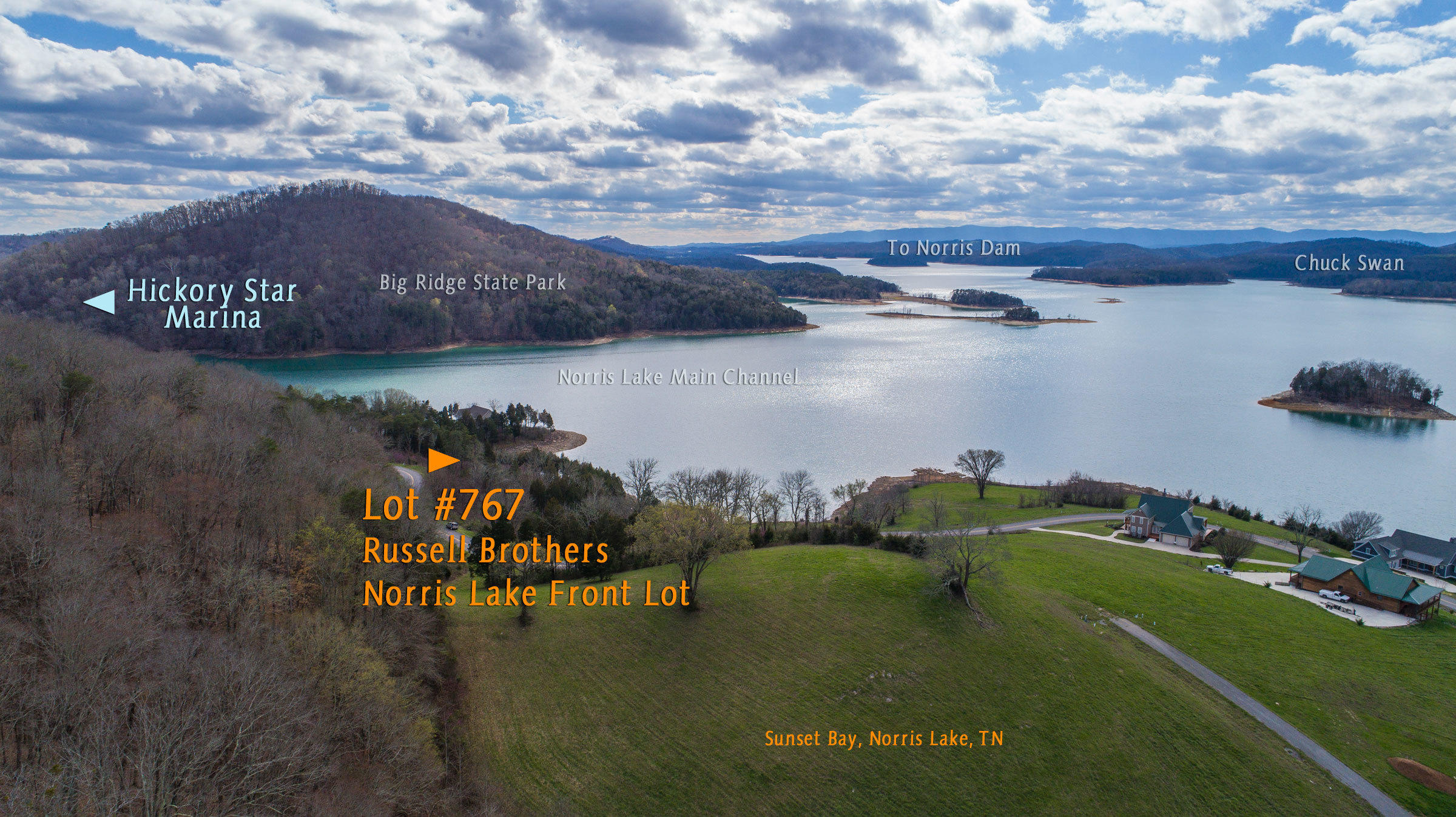 Lot 767 Russell Brothers Rd:
