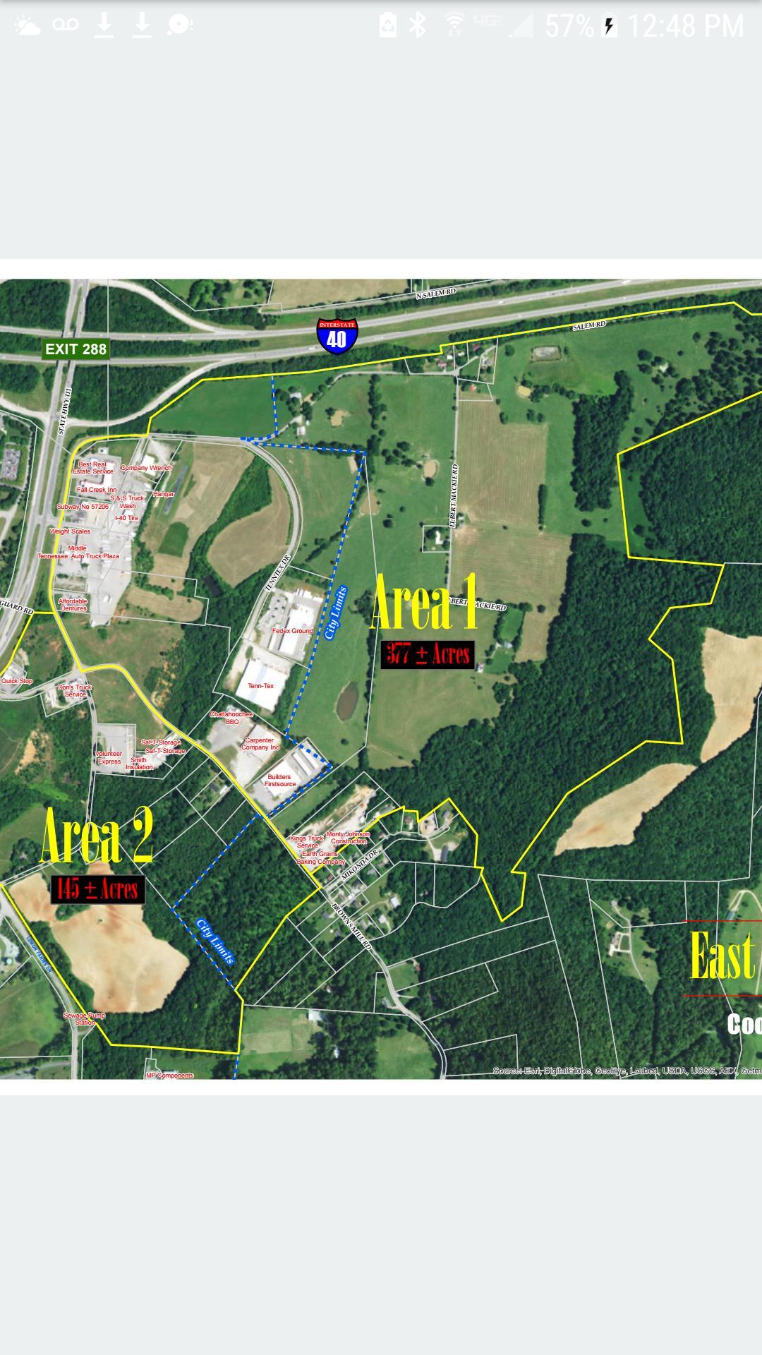 2025 Salem Road Rd, Cookeville, Tennessee 38506, ,Commercial,For Sale,Salem Road,1037937