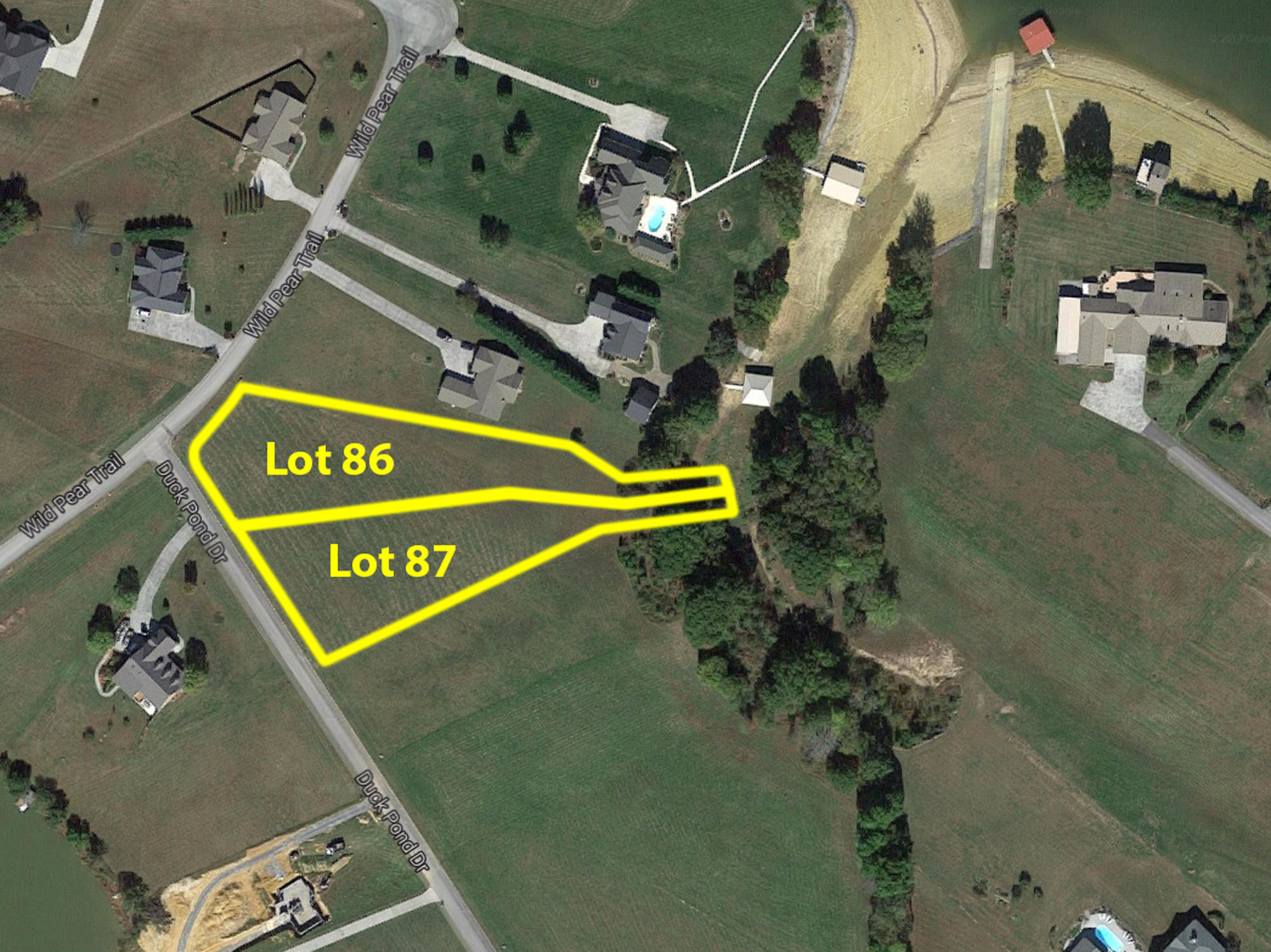 Duck Pond Drive, Dandridge, Tennessee 37725, ,Lots & Acreage,For Sale,Duck Pond,1040882